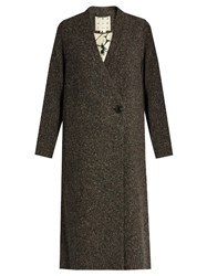 Trademark Donegal Tweed Coat Grey Multi
