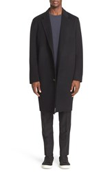 Acne Studios Men's 'Charles' Wool And Cashmere Coat Black