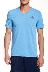 Adidas Ultimate Short Sleeve Tee Blue
