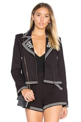 Lovers Friends Moonrise Jacket In Black