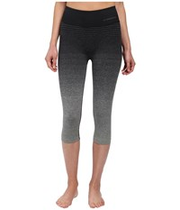 Brooks Streaker Capris Oxford Black Women's Capri