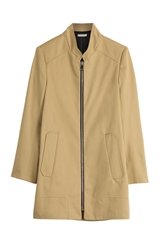 Bouchra Jarrar Cotton Coat