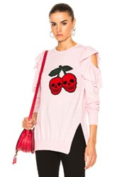 Preen Line Dina Sweater In Pink
