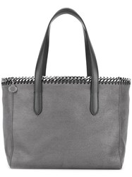 Stella Mccartney Falabella Shaggy Deer Tote Women Artificial Leather One Size Pink Purple