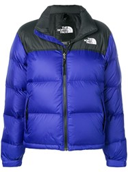 The North Face Puffer Jacket Blue