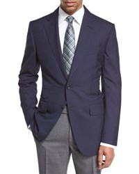 Tom Ford O'connor Base Plainweave Sport Coat Navy