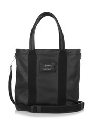 Balenciaga Leather Tote Black