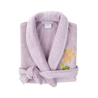 Yves Delorme Clematis Bath Robe Lilac