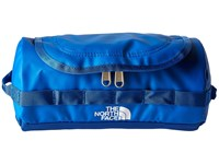 The North Face Base Camp Travel Canister Turkish Sea Toiletries Case Blue