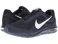 Nike Air Max Dynasty 2 Obsidian White Midnight Navy Blue Moon Men's Running Shoes Obsidian White Midnight Navy Blue Moon
