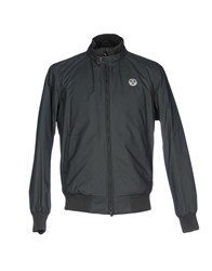 North Sails Jackets Steel Grey