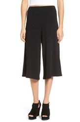 Women's Bp. Rib Knit Wide Leg Crop Pants