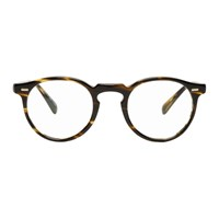 1564bd08db Oliver Peoples Tortoiseshell Gregory Peck Glasses. Oliver Peoples  Tortoiseshell Gregory Peck Glasses. Handcrafted Round Acetate Frame ...