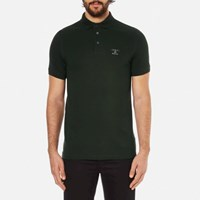 Barbour Heritage Men's Joshua Polo Shirt Forest