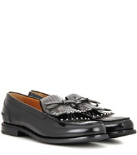 Church's Rachel Leather Loafers Black