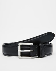 Racing Green Leather Belt Brown