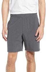Hurley Alpha Trainer K 38 Shorts Black
