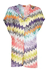Missoni Mare Hooded Tunic