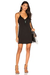 Gypsy 05 Halter Deep V Back Dress Black