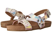 G By Guess Raizel White Women's Sandals