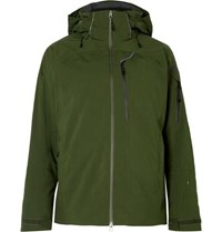 Phenix Snow Force Ski Jacket And Mid Layer Green