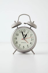 Anthropologie Covent Alarm Clock Grey