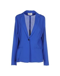 Suoli Suits And Jackets Blazers Women Blue