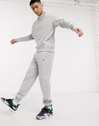Russell Athletic Ernie Cuffed Joggers In Grey