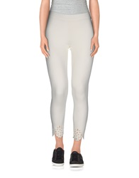 Just For You Leggings Ivory