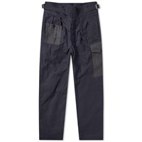 Nigel Cabourn Army Buckle Pant Blue