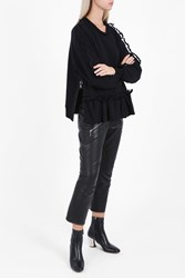 Preen Enid Jumper Black