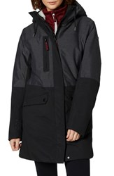 Helly Hansen Senja Waterproof And Windproof Primaloft Insulated Parka Black