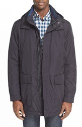 Paul And Shark Men's Jacket With Detachable Hood