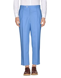 Lc23 Casual Pants Sky Blue