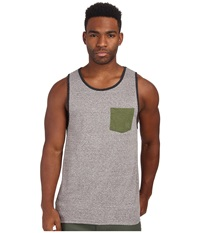Matix Clothing Company Standard Clash Tank Top Grey Men's Sleeveless Gray