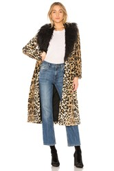 House Of Harlow X Revolve Maurice Coat Brown