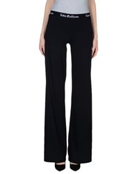 John Galliano Trousers Casual Trousers Women Black