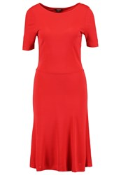Mbym Miamara Jersey Dress True Red