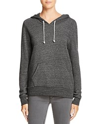 Alternative Apparel Athletics Hoodie Eco Black
