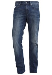 Hugo Boss Green Delaware Slim Fit Jeans Blue