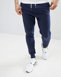 Another Influence Basic Slim Fit Joggers Navy