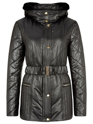 Planet Short Quilted Coat