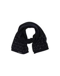 Just Cavalli Oblong Scarves Black