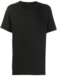 Zadig And Voltaire Logo Print T Shirt Black