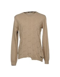 Takeshy Kurosawa Sweaters Dove Grey