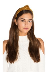Eugenia Kim Maryn Headband Brown