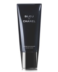 Bleu De Chanel Shaving Cream 3.4 Oz. Limited Edition