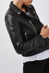 Boutique Ultimate Biker Jacket By Black