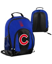 Forever Collectibles Chicago Cubs Prime Time Backpack Red