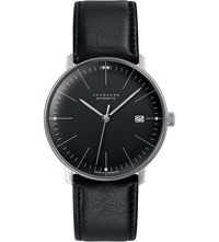 Junghans Max Bill Automatic 027 4701.00 Watch Black